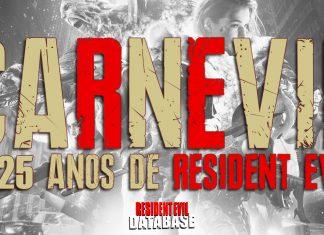 CarnEVIL 2021, o Carnaval do Resident Evil Database