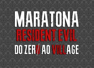 Maratona de Aquecimento para Resident Evil Village