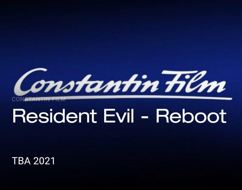 Filme Reboot de Resident Evil ganha nova data de estreia!