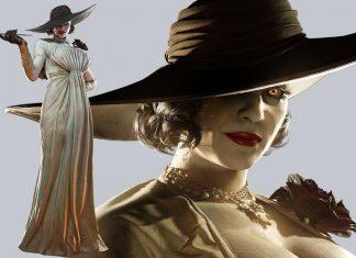 Diretor de arte revela suas inspirações para criar Lady Dimitrescu!