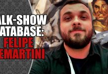 Talk-Show Database #6: Felipe Demartini