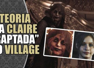 """TEORIAS: Claire Redfield é uma das """"Filhas"""" da Lady Dimitrescu; em Resident Evil Village?!"""
