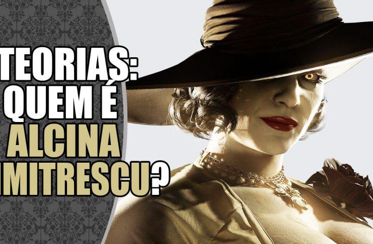 TEORIAS: Quem é Alcina Dimitrescu, de Resident Evil Village?