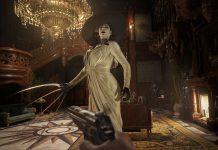 Alcina Dimitrescu em Resident Evil Village