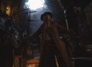 Heisenberg em Resident Evil Village