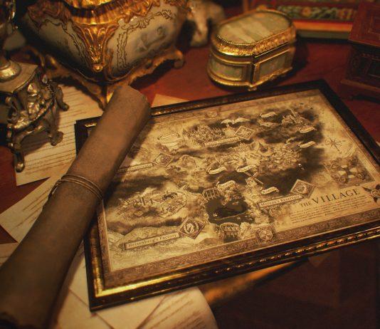 Mapa de Resident Evil Village