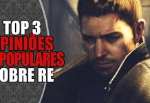 TOP 3 Minhas Opiniões Impopulares de Resident Evil