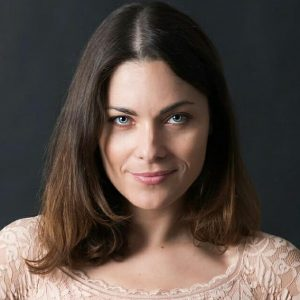 Modelo/Model Helena Mankowska (Dimitrescu, Resident Evil Village)