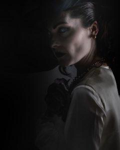 Cosplay: Modelo/Model Helena Mankowska (Dimitrescu, Resident Evil Village)