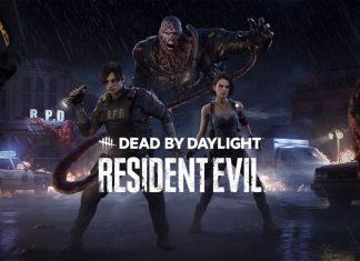 Crossover Resident Evil x Dead By Daylight (DBD)