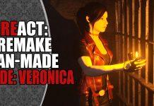 REact | Remake de Resident Evil CODE: Veronica feito por fãs (Fan-Made)!