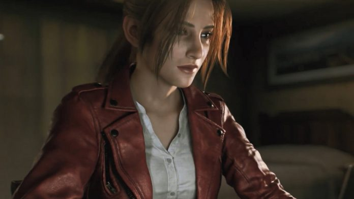 Claire Redfield - RESIDENT EVIL: No Escuro Absoluto