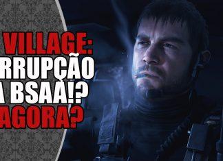 Resident Evil Village: O que está acontecendo com a BSAA?!