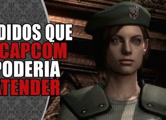 Pedidos dos fãs de Resident Evil que a Capcom poderia atender