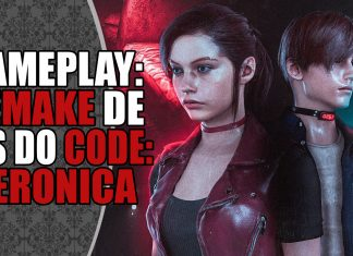 Resident Evil CODE: Veronica Remake