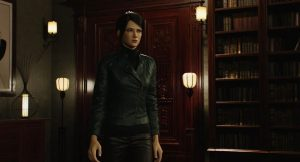 Shen May em RESIDENT EVIL: No Escuro Absoluto