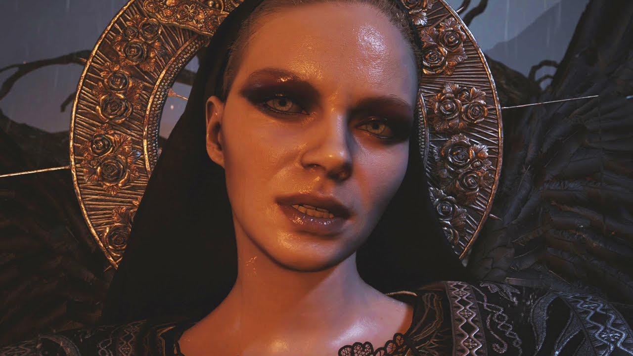 Mãe Miranda (Mother Miranda, Resident Evil Village)