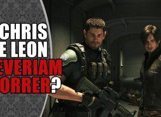 REagindo a Opiniões Impopulares: Chris e Leon deveriam morrer?!