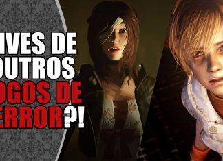 Vlog: Lives de Outros Jogos de Terror e Survival Horror?!