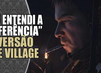 Referências em Resident Evil Village que você pode não ter percebido!