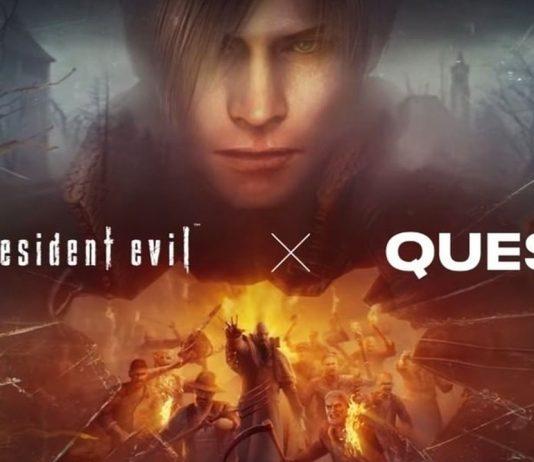 Resident Evil 4 VR (Bio 4 Oculus)