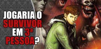 Resident Evil Survivor em 3ª pessoa